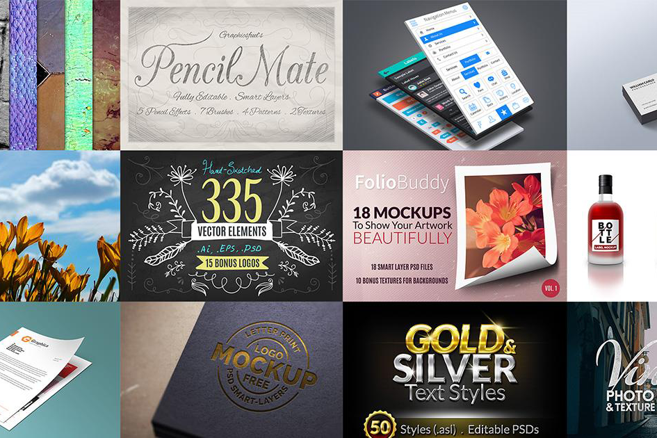 GraphicsFuel - Free PSD Files, Graphics & Web Design Resources