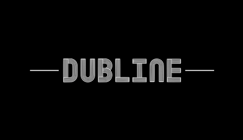 Dubline Free Font