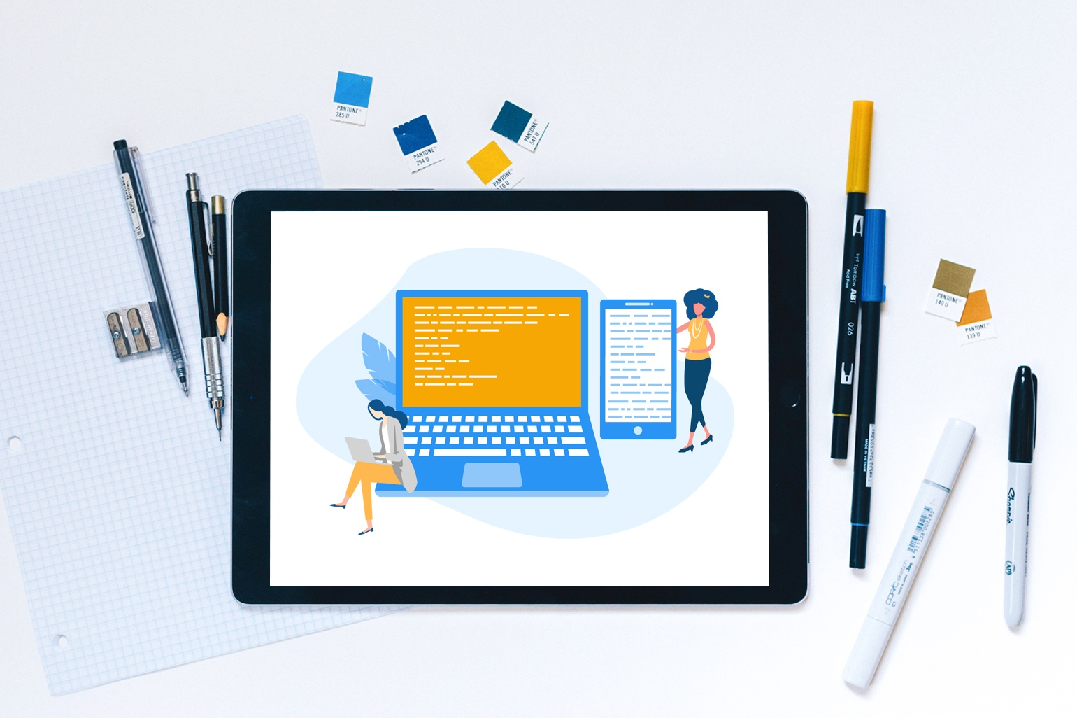 How and when to use Illustrations for your business